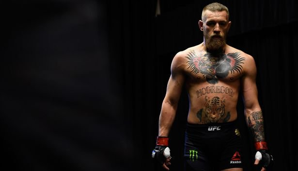 Conor Mcgregor Wallpaper Black And White: Conor McGregor : Notorious
