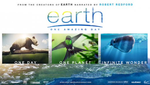 Earth – One Amazing Day
