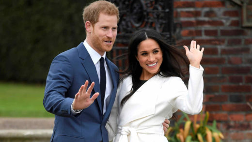Harry & Meghan – A Modern Royal Romance