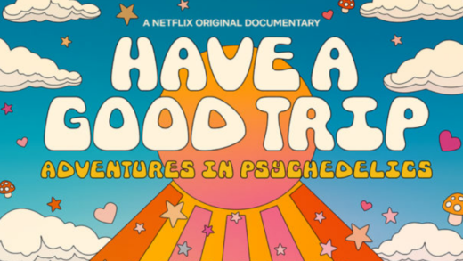 Have a Good Trip –  Adventures in Psychedelics
