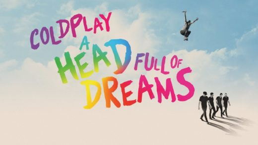 Coldplay – A Head Full of Dreams