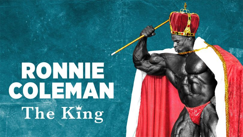 ronnie coleman the king free stream